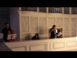 SAVE tempo - J.S. Bach - Sonata for flute and basso continuo, BWV 1034 (Adagio ma non tanto  performing edition for flute, cello, gusli and harpsichord  SAVEtempo)