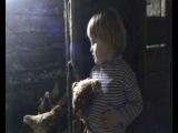 Диляра в детстве в деревне