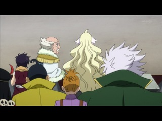 Fairy Tail / Хвост Феи [ТВ-2] - 2 сезон 3 серия (178) [RAW]