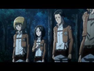Shingeki no Kyojin / Атака Титанов OVA - 3 эпизод [Cuba77 & Trina_D]