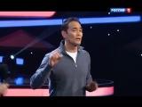 Шоу один в один 2014 Дмитрий Бикбаев - Майкл Джексон - 'Один в один!' (Полный номер)