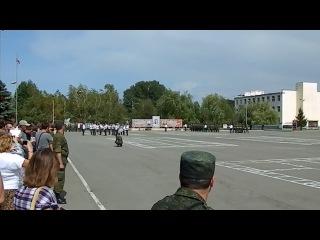 Присяга 19.07.2014г. в Персиановке