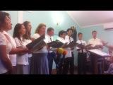 Пишутся прекрасные пейзажи - O.L.I.N.Choir, Праздник Жатвы, Степногорск