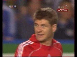 Лига Чемпионов 2006/07. Ливерпуль - Челси. (1 матч, 3 часть)