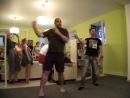 """Танцы в хостеле """"Академия""""2"""