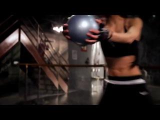 Мотивация для девушек Тай-бо Tae Bo похудение сушка питание диета спорт фитнес аэробика