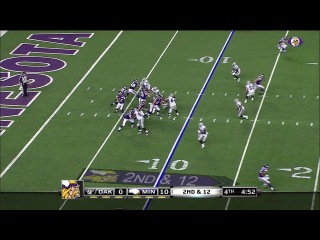 NFL 2014-2015 / PreSeason / Week 1 / Oakland Raiders - Minnesota Vikings / 3part