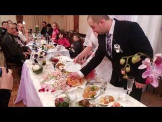 Свадьба Ирочки и Вити!Тортик!