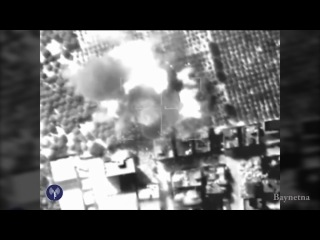 Israeli air force attack gaza