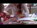 Летний лагерь для девочек 2014 год. Тема ЦЕЛОМУДРИЕ. Мастер-класс Августины Ломовой.