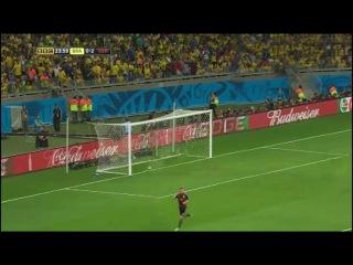Бразилия-Германия 1:7 найди Сезара видео прикол
