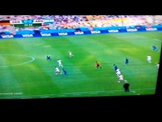 Чемпионат мира по футболу 2014 в Бразилии это полуфинал Германия vs Аргентина