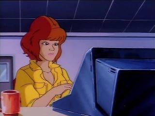 Черепашки Мутанты Ниндзя (1987). Сезон 2, серия 9. Больше не Сплинтер (Splinter No More)