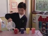 Забавная математика для малышей: Веселые задачки. Уровень 2 (05. Пляжная вечеринка)