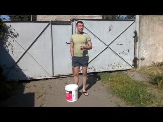 IceBucketChallenge. Артем Дмитриченко