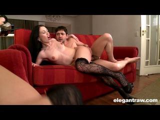 ElegantRaw.com: Mandy Dee, Isabella Clark - The Russian Invasion рус (2014) HD
