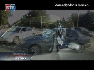 Волгодонские водители продолжают пополнять статистику ДТП