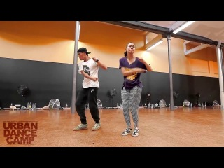 "Keone & mariel madrid :: ""cups (when i'm gone)"" by anna kendrick :: urban dance camp"
