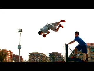 World's best basketball freestyle dunks - lords of gravity in 4k_hd