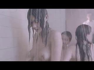 голая Ольга Куриленко и еще куча голых девушек под душем (порно без цензуры) 18+ секс ебля эротика и траханье