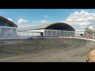 TuningWorld 2014: Driftshow