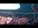 """Фанаты ФК """"Спартак"""" поют песню Максим """"Знаешь ли ты"""" на стадионе в Казани"""