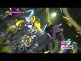 [PERF] [140315] B.A.P - SPY @ Music core [HD]