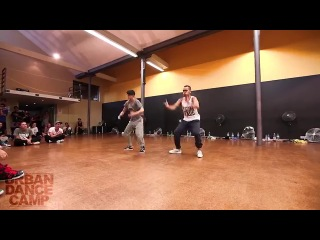 Keone & mariel madrid -- dangerous by michael jackson (choreography) -- urban dance camp