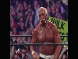 Hulk Hogan vs The Rock (W-mania x8)