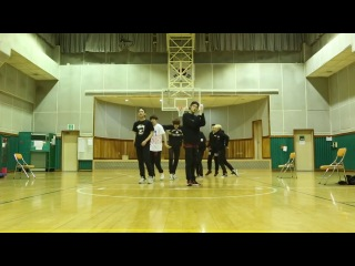 Speed  - don't tease me! (dance practice)
