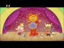 Карлючка: вчимося малювати - Король, трон, концертина. Коала, листя евкаліпту, гойдалка, батут.