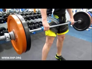 Тренировка Чемпиона мира по Армлифтингу Романа Пеньковского (МСМК) с расширителями Gripz для силы хвата и предплечья.
