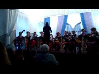 Зразковий оркестр народних інструментів
