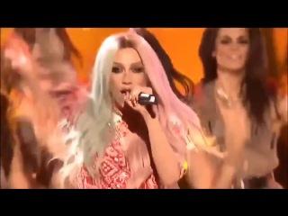 TIMBER_-_Pitbull_feat._Kesha_LIVE_American_Music_Awards_2013_AMA_HD_LYRICS_Music_Video_waprik.ru