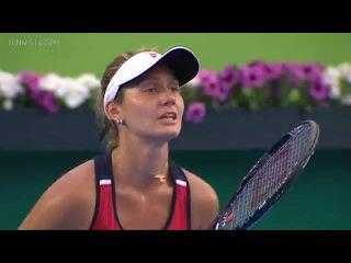 Monterrey Open 2014. Финал. Ана Иванович - Йована Якшич