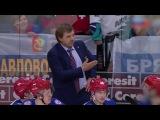 Знарок грозит шведам Хоккей Россия - Швеция 3-1 Чемпионат Мира 2014 24.05.14