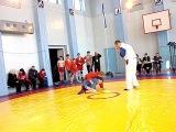 турнир по самбо в пгт Новый Уоян 01.02.2014