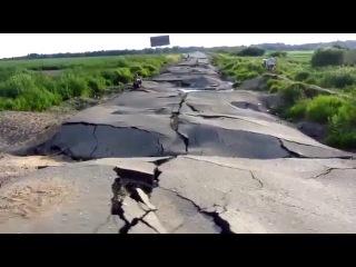 Дорога немного кривая, вы еще жалуетесь)
