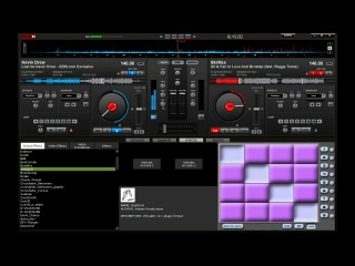 JumTools Next Four Dubstep and Trap by in Virtual DJ