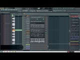Dee Jay LSD - Shadowrun (Original mix) # FLP Tutorial