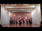 Jazz-funk KIDS младший состав команды INFLAME| hip-hop choreography by Kira Morozova & Katerina Pohorukova