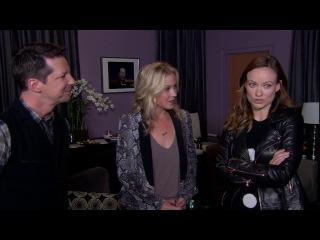 «Hollywood Game Night»: интервью Оливии Уайлд, Кристины Эпплгейт и Шона Хейса