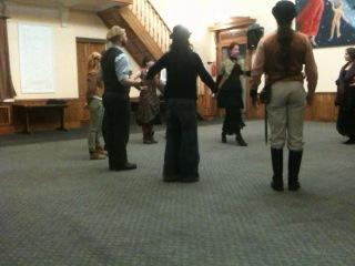 2 Танец
