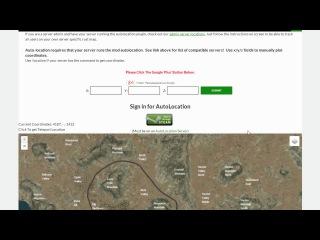 Как определить свое местоположение на карте