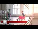 Elle Girl промо к июньскому выпуску - Юлия Липницкая