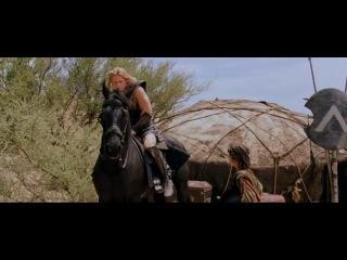 Троя - Ахиллес против Багриса
