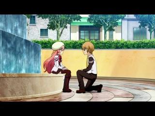 (AniClan) Метка драконьего всадника / Seikoku no Dragonar 2(02) серия [Субтитры]