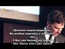 BAFTA In conversation (Benedict Cumberbatch) rus sub