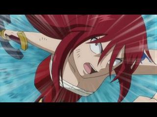 Anime: fairy tail amv / аниме: хвост феи амв клип - музыка: red – fight inside [natsu dragneel and erza scarlet vs jellal fernandes / нацу драгнил и эрза скарлет (эльза алая) против джерара фернандеса (жерара)]