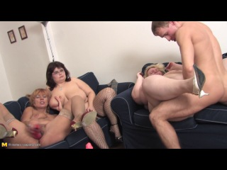 Mature sex party